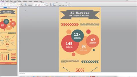 tutorial para hacer powerpoint tutorial c 243 mo hacer infograf 237 as en power point youtube
