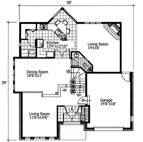 house plans with sunken living room sunken living room 90198pd architectural designs house plans