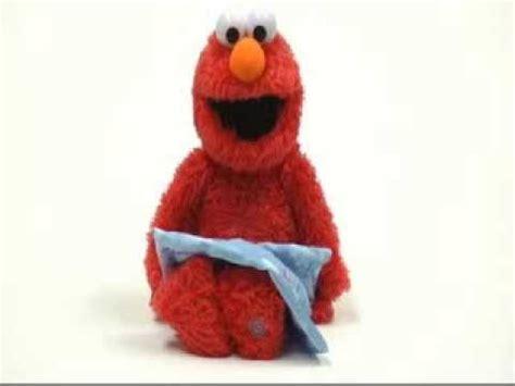 Peek A Boo Elmo Sesame animated peek a boo elmo plush