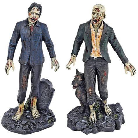 Promo The Money Box Looks Like A Shredder Celengan Penghancur dead walking statue set