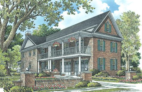 traditional charleston style house plans traditional charleston style house plans