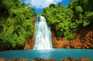 tropical waterfall 567 x 374 198997 hd wallpaper res 567x374 desktopas com