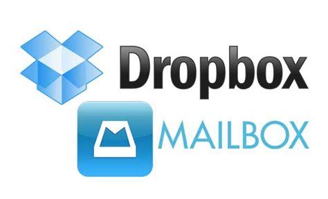 dropbox mailbox dropbox compra mailbox una aplicaci 243 n de correo