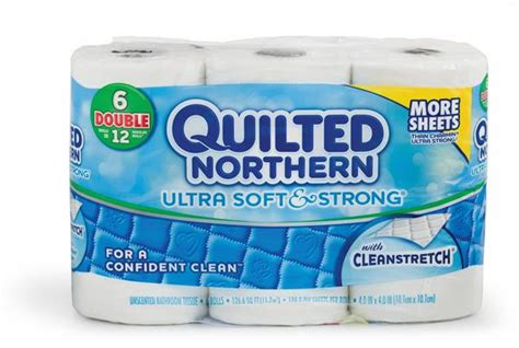 northern bathroom tissue quilted northern ultra strong tissue