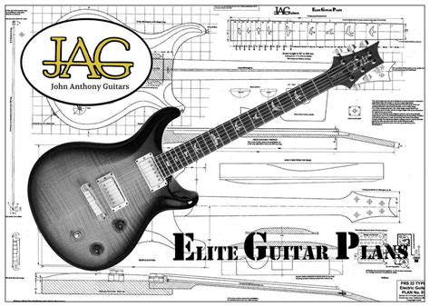 prs project john anthony guitars luthiers plans