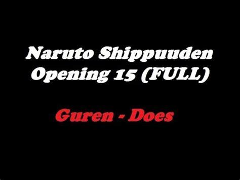 naruto themes lyrics naruto ost guren yuukimaru s theme piano version doovi
