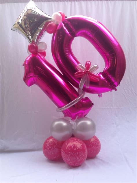 Number Balloon 176 best images about mega number foil balloon on