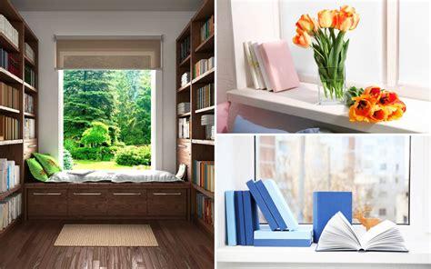 davanzali interni per finestre come decorare i davanzali oknoplast