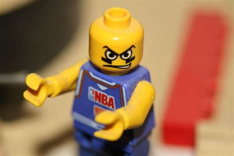 Mini Figure Kodoto Slamdunk Basketball Players lego blues brothers reenacts classic sequence