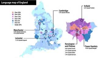 language uk revealed the language map of which shows where up
