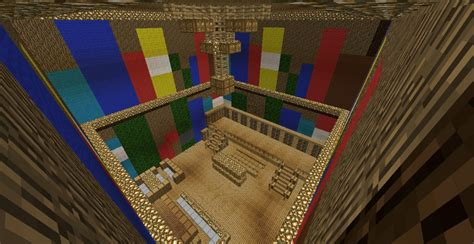 bookshelf library re upload minecraft project