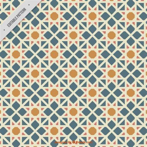 arabic pattern freepik artistic arabic mosaic vector free download