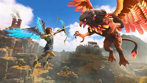 immortals fenyx rising   hd games wallpapers hd
