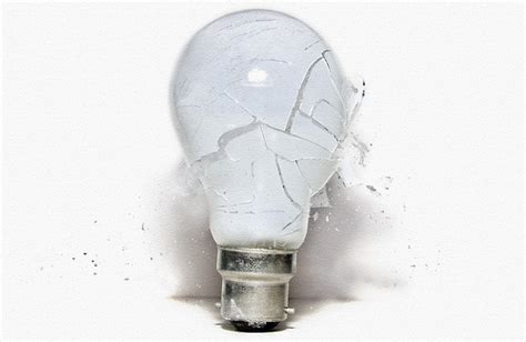 How To Report A Burnt Out Light by The Light Bulb Conspiracy Or Planned Obsolescence
