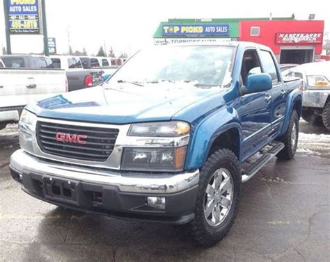 how things work cars 2009 gmc canyon auto manual 2009 gmc canyon sle north bay ontario used car for sale