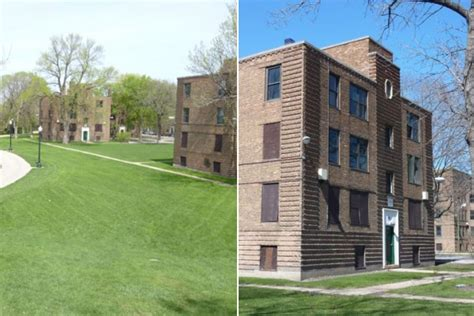 chicago s lathrop homes a potemkin on the