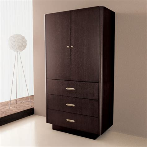 contemporary armoires florence armoire wenge modern digs furniture