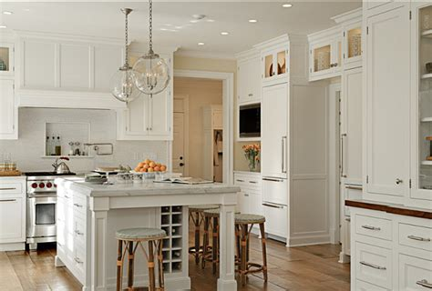 classic white kitchen home bunch interior design ideas