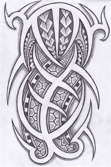 outline tribal tattoo tribal images designs