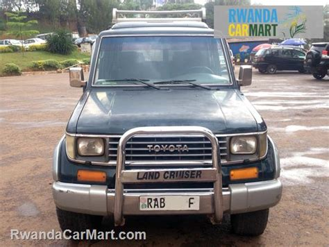 Types Of Toyota Suvs Used Toyota Suv 1994 1994 Toyota Land Cruiser Type 2
