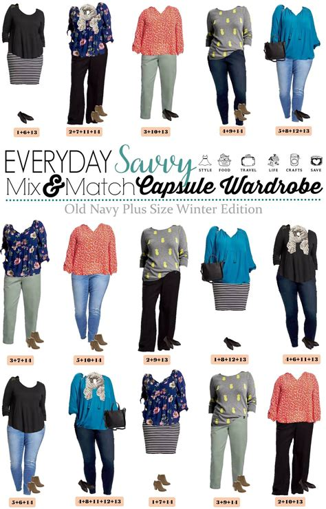 plus size mix and match navy plus size capsule wardrobe plus size capsule wardrobe wardrobes and