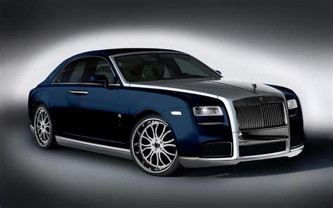 roll royce ghost blue rolls royce ghost fenice milano edition