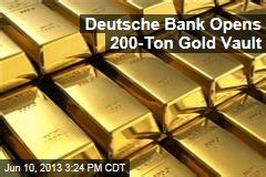 deutsche bank gold deutsche bank news stories about deutsche bank page 1