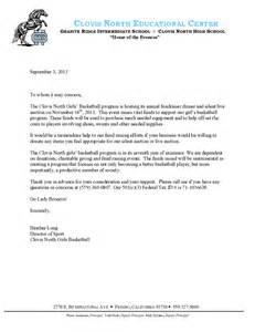 Charity Sponsorship Proposal Letter The Gallery For Gt Sponsorship Letter