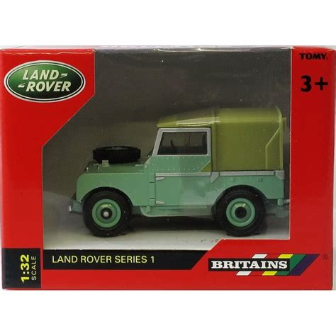 land rover britains britains 42848 land rover series 1 1 32 scale diecast farm