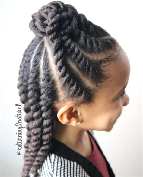 hairstyles plaited children best 25 black girls hairstyles ideas on pinterest black