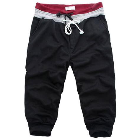 Celana Size S celana pendek kasual pria size s black jakartanotebook
