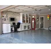 Decorating Ideas Man Caves Garage Car Tuning