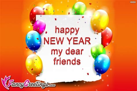 happy  year  dear friends  fancygreetingscom
