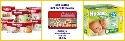 Disney Gift Cards Costco - 50 costco gift card giveaway funtastic life