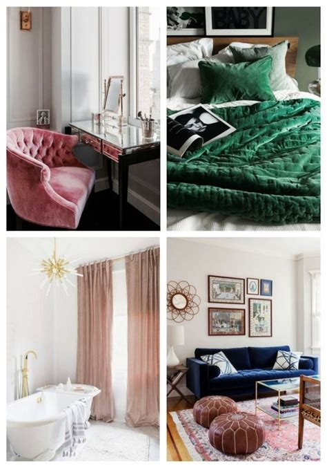velvet home decor 41 exquisite velvet home decor ideas comfydwelling com