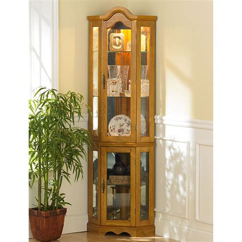 light wood curio cabinets freestanding bath small prefab wooden steps for outside