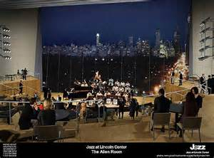 Living Room New York Jazz Allen Room Jazz At Lincoln Center Rendering