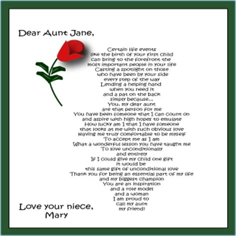 valentines day poems for aunts poems and quotes quotesgram