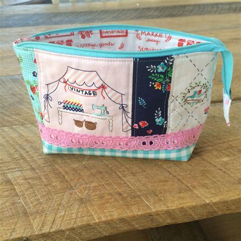 zippered pouch sewing pattern full access zipper pouch tutorial