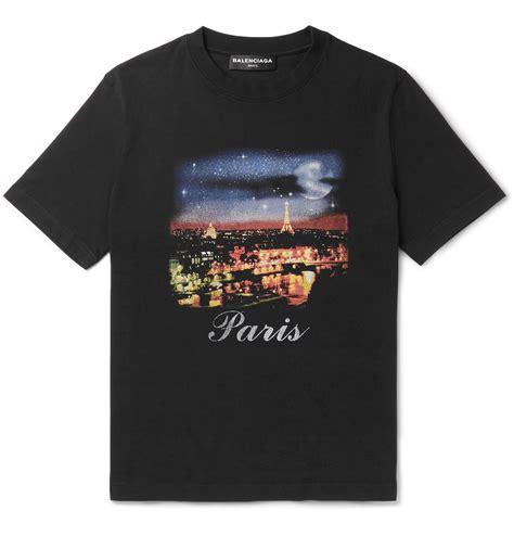 migos offset wears balenciaga paris  shirt upscalehype
