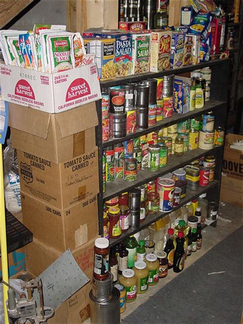 Average Shelf Of Canned Foods by The Shelf Of Commercially Canned Foods Survival