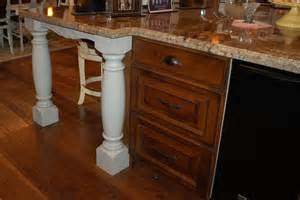 kitchen island table legs home design islands with hybrids farm tables and cabinets