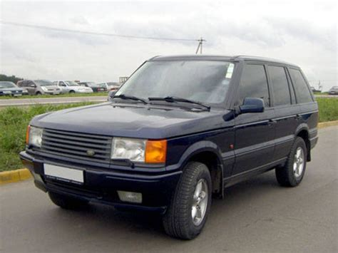 1999 Land Rover Range Rover Pictures For Sale