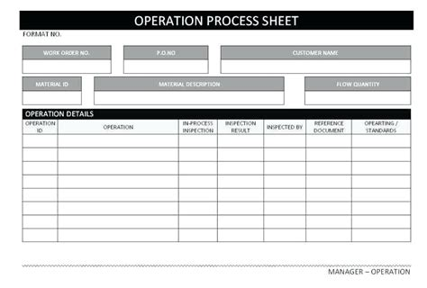 Work Order Template Auto Repair Work Order Template Excel Work Order Template Google Sheets Work Template For Manufacturing