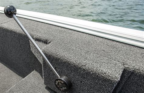aluminum boats with stick steering crestliner 1657 outlook stick steer aluminum crappie boats