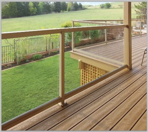 glass banisters cost fsi home products expands railingworks aluminum railing line with new products color