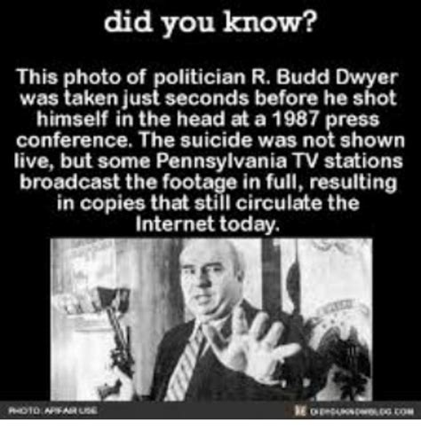 25 years ago today pennsylvania s treasurer shot himself on television mental floss 25 best about budd dwyer budd dwyer