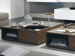 Modern Square Coffee Table Modern Square Coffee Table Designs