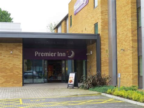 premier inn near the front entrance near the beefeater picture of