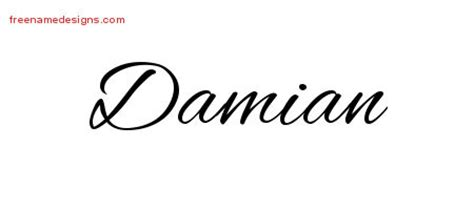 damian archives page 2 of 2 free name designs